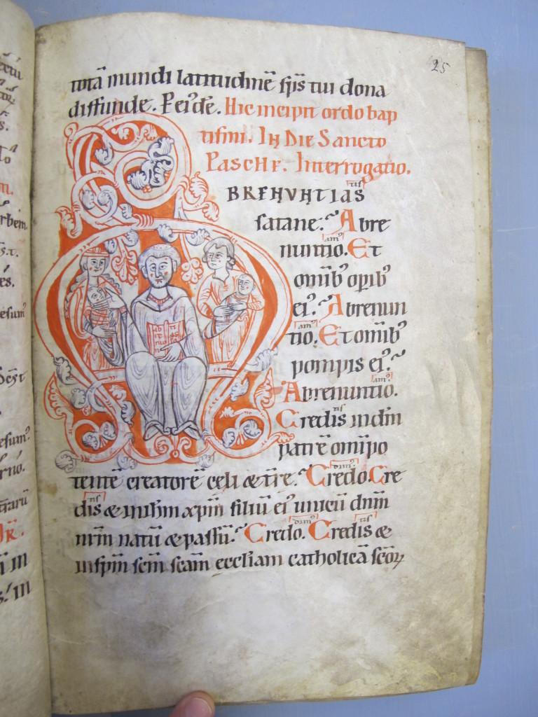 Lambach, Cml LXXIII, f. 25r